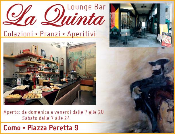 Bar La Quinta Como