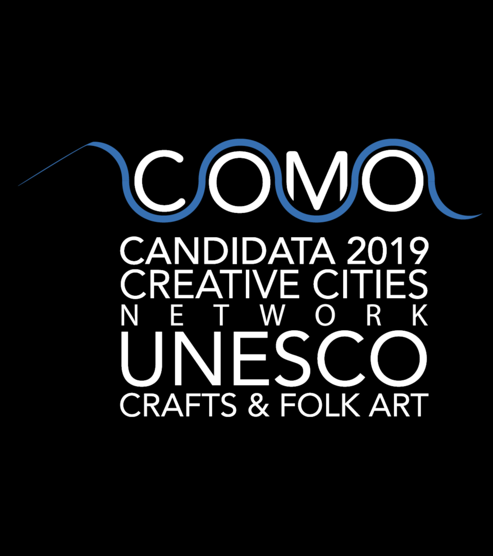Como candidate Creative City Unesco